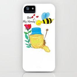 Bee My Honey iPhone Case