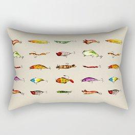 Lures Rectangular Pillow