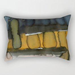 Landscape with Argonauts - Abstract 004  Rectangular Pillow