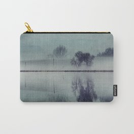 Misty Mirror - Landscape Reflections Carry-All Pouch