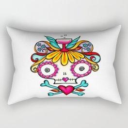 Bones 'n Bubbly Rectangular Pillow