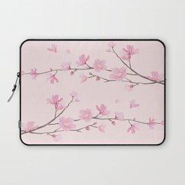 Cherry Blossom - Pink Laptop Sleeve
