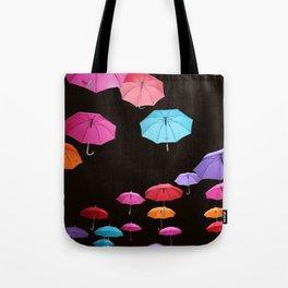 Umbrellas number 1 Tote Bag