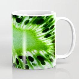 Green Kiwi Coffee Mug