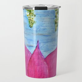 Floating Lotus Travel Mug
