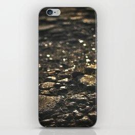 Bokeh Rocks iPhone Skin