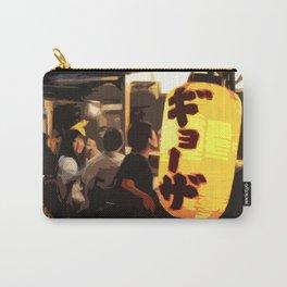 Gyoza in Fukuoka Ad Carry-All Pouch