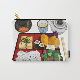 Japanese Bento Box Carry-All Pouch