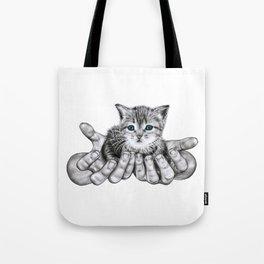 Possession // Graphite Tote Bag
