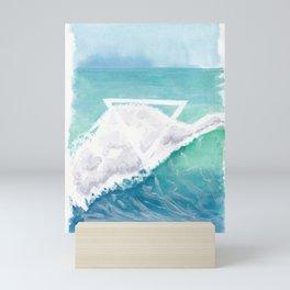 Elemental Water Mini Art Print