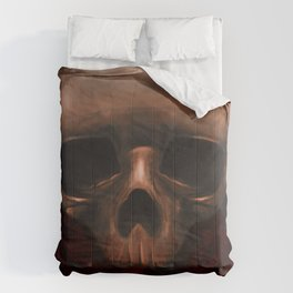 skull & roses Comforters