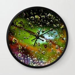 Peuple d'eau (Water People) Wall Clock