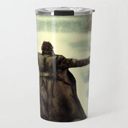 Reichenbach Fall Travel Mug