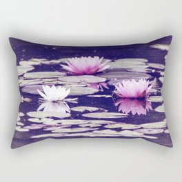 LOTUS I Rectangular Pillow