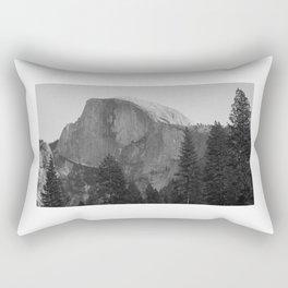 Yosemite Black & White Rectangular Pillow