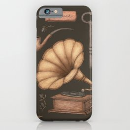 A Sophisticated Assemblage iPhone Case