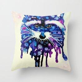 Lil' Mischief Throw Pillow