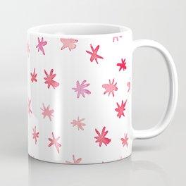 Red Stars Coffee Mug