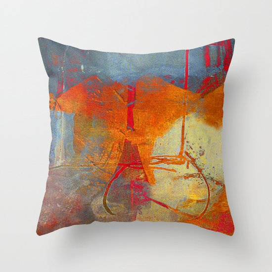 Gioco Del Bambino Throw Pillow