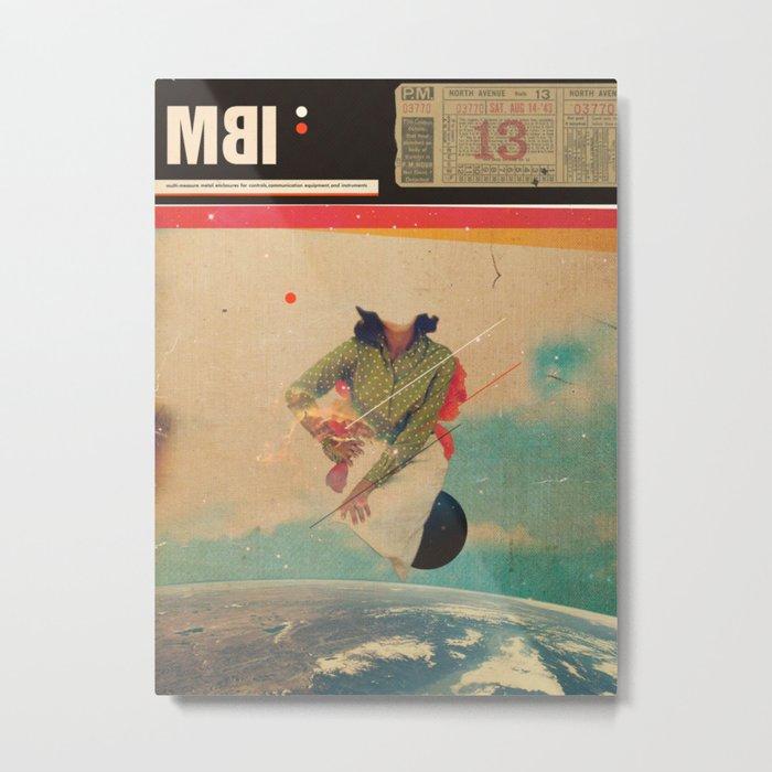 MBI13 Metal Print