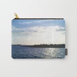 Sunset in the Harbor Carry-All Pouch