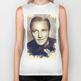 Bing Crosby, Hollywood Legend Biker Tank