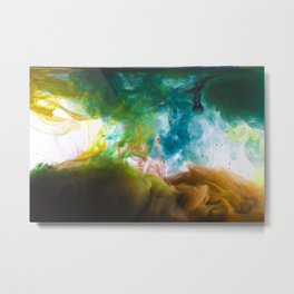 Colors Alive Metal Print