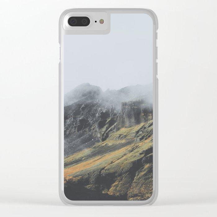 Grundarfjörður, Iceland Clear iPhone Case