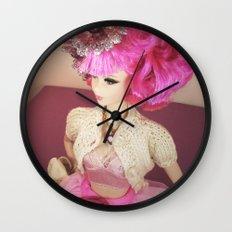 Prim and Proper Wall Clock