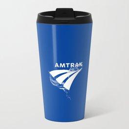 Amtrak Northeast Regional Train Travel Mug