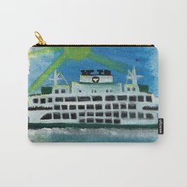 Sailing on Heavenly Seas Carry-All Pouch