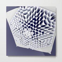 Random 3D No. 478 Metal Print