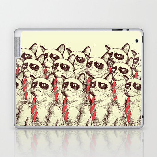 OH NO! Monday Again! Laptop & iPad Skin