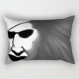 A Bang Of Darkness Rectangular Pillow