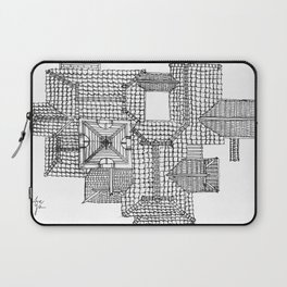 Taiwanese roofscapes 01 Laptop Sleeve