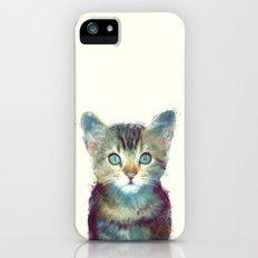Cat // Aware Slim Case iPhone (5, 5s)