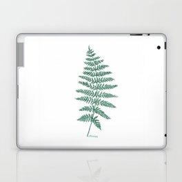 New Zealand Tree Fern Laptop & iPad Skin