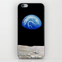 Earthrise iPhone Skin