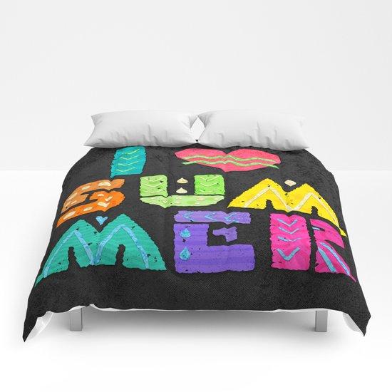 I love summer! Comforters
