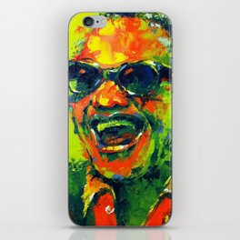 Laughed Ray iPhone Skin