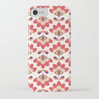bianca iPhone & iPod Cases featuring Bianca by Just Kate Designs