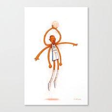 The Durantula Canvas Print
