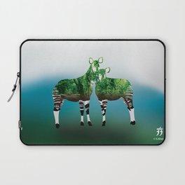 Mythical Beast: The Okapi Laptop Sleeve