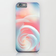 Rose flower and bokeh- Roses iPhone 6s Slim Case