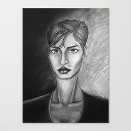 Intense Canvas Print