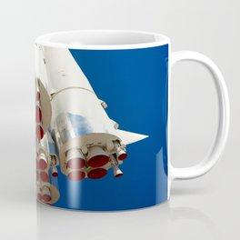 Vintage Spacecraft Engines Coffee Mug