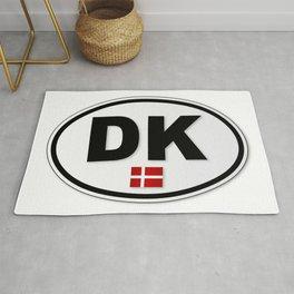 DK Plate Rug