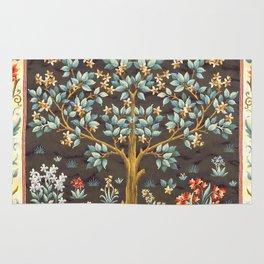 "William Morris ""Tree of life"" 1. Rug"