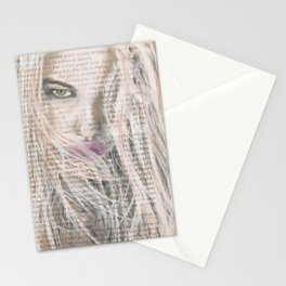 Nouvelle œuvres Stationery Cards