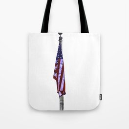 The American Flag Tote Bag